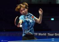 朱雨玲总决赛夺冠捅破外战窗户纸 仍暴露一问题