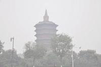 安阳持续多日的雾霾天气有望在7号以后减弱