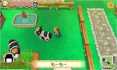 好玩的游戏推荐:《牧场物语》