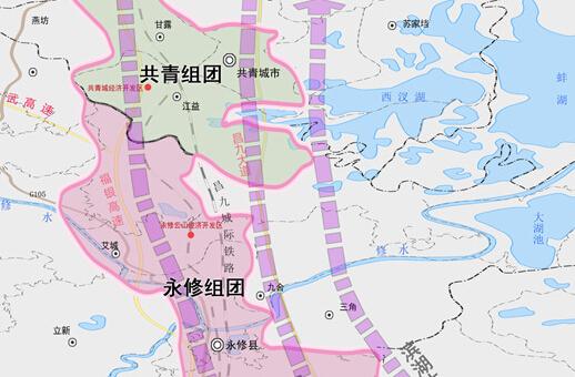 江西省全方位支持赣江新区加快发展