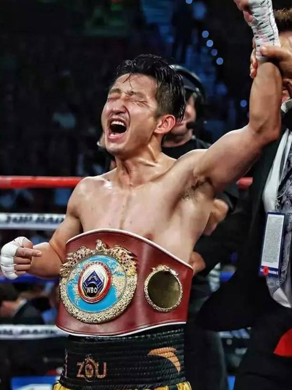 日本拳手叫嚣在中国干掉邹市明 拳王霸气回应