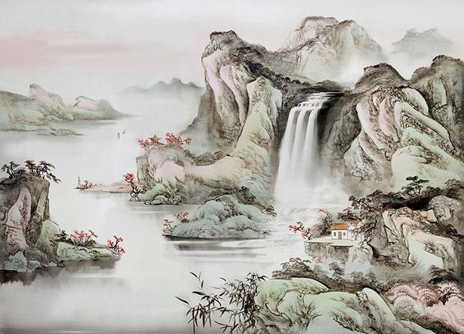 最早的山水画知识介绍