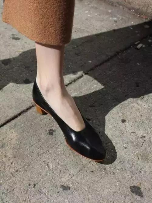 奶奶鞋好看又不累穿出好身材!