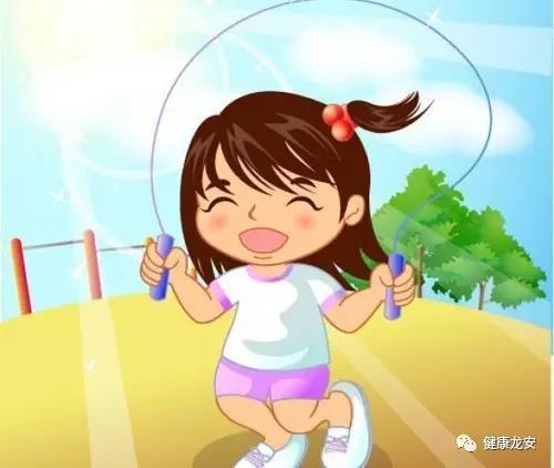 安阳市龙安区关爱儿童健康
