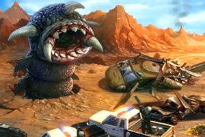 好玩的游戏推荐《霸气的蠕虫》