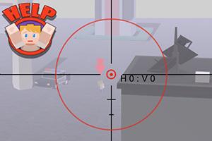 好玩的游戏推荐《僵尸城狙击》