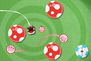 好玩的游戏推荐《水果碰碰车2》