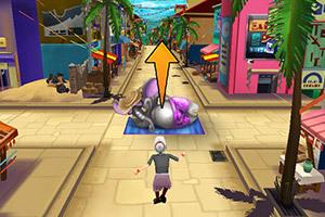 好玩的游戏推荐《愤怒的老奶奶玩酷跑1.8》