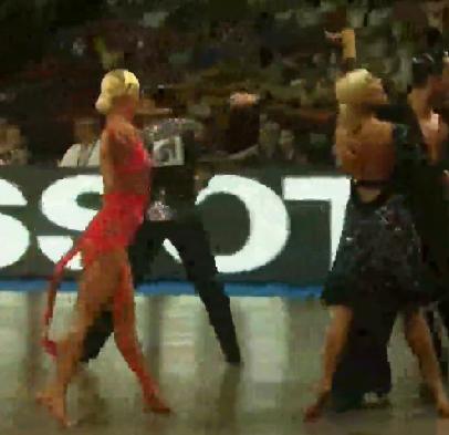 2017世界运动会 拉丁舞(决赛)