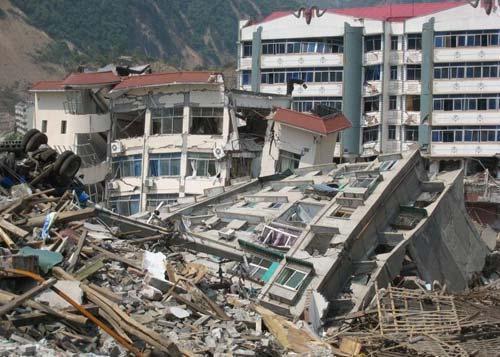 唐山大地震有前兆,汶川地震的时候有前兆吗?