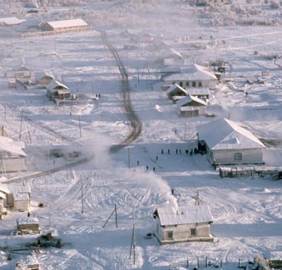 全球最寒冷的村子,眼睫毛能结冰上厕所被冻结,村民能活120岁