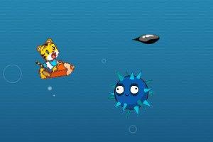 好玩的游戏推荐《巧虎海底大冒险》