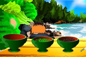 好玩的游戏推荐《巧虎烤鱼》