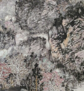 阚传好中国画展将在甘肃临洮艺术馆举行