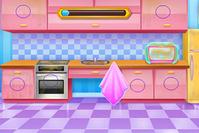 好玩的游戏推荐《高中女生房子清洁》