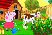 好玩的游戏推荐《粉红小猪的农场》