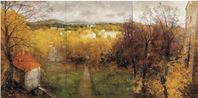 意象东欧——庄重作品展在北京画院美术馆展出