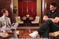 美国主持人直言中国篮球太水,姚明用一连串官话教他做人