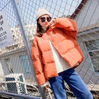 时髦高街范的棉服穿搭,保暖又实用!
