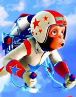 好卡你的动漫推荐《太空黑猩猩2》