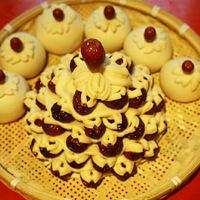 五谷丰登枣花糕,大批量生产马上和大家见面喽,接受春节预订……