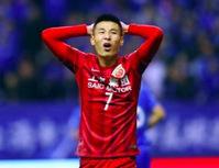 中国第一前锋90分钟0射,亚洲MVP又没戏,10亿外援太坑
