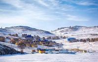 有一种童话,叫贝加尔湖的冬天