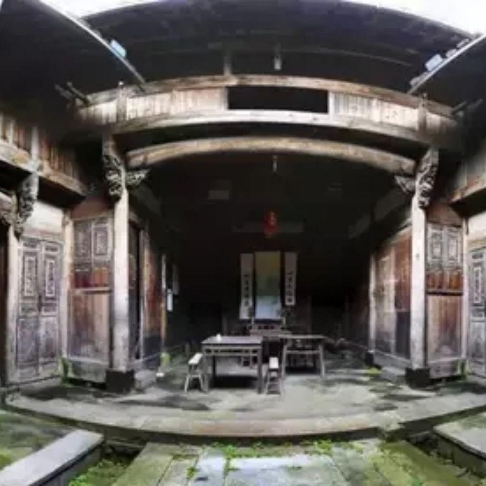 寻找古村历史──贾寨村