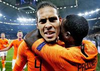 德国主场2比2被荷兰逼平