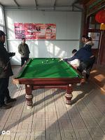 2019年春节期间茂林庄村举办第四届运动会