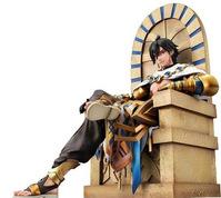 王者霸气 《FGO》推出拉美西斯二世手办
