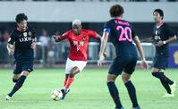 亚冠:广州恒大淘宝0-0鹿岛鹿角