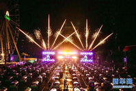 """疫情新常态下的新尝试——泰国举办""""嘟嘟车""""音乐会"""