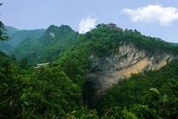 仙门奇峡风景区:南岭山脉的一串珍珠