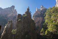 """安徽一处很鲜有人知的大峡谷,在黄山景区之中,被誉为""""锦绣坞"""""""