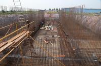 稻庄镇:高园污水处理中心项目建设正在进行